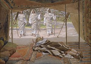 painting by James Tissot